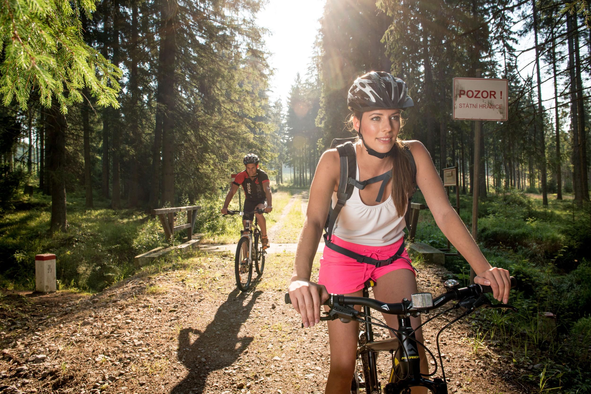 Radreise am Iron Curtain Trail